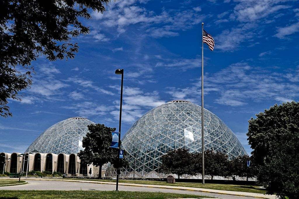 The Domes - Milwaukee WI | by Meridith112