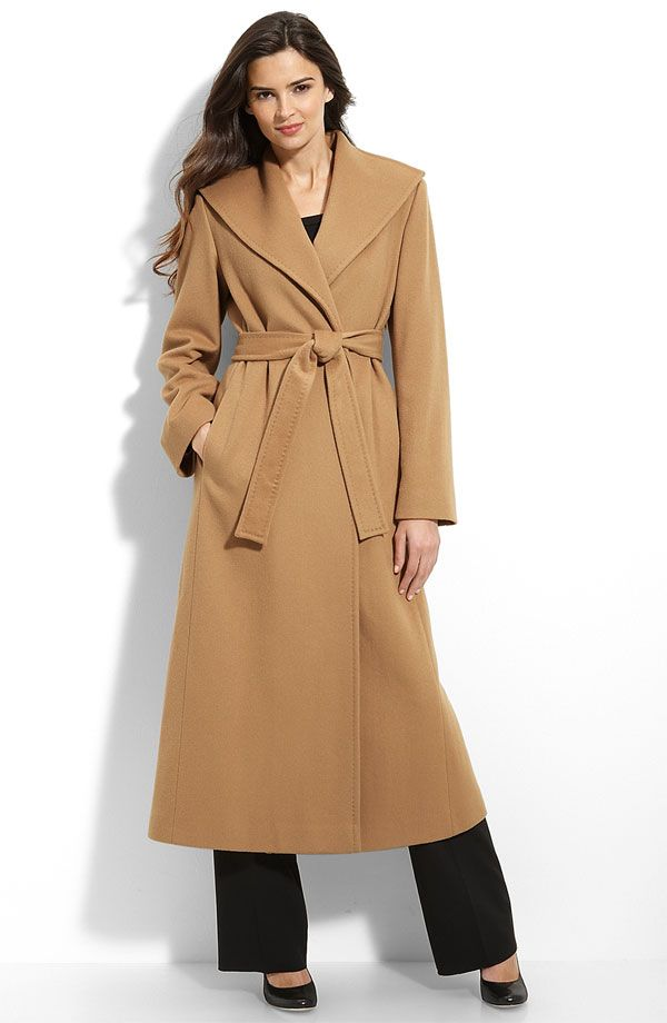 Collection Long Wool Coat Pictures - Reikian