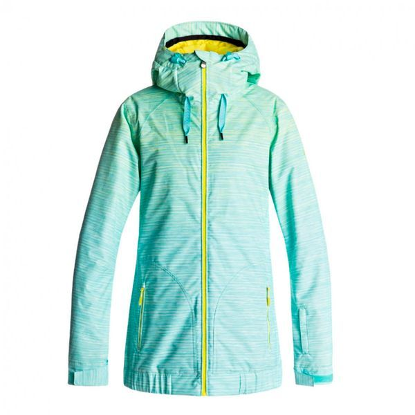 5a1e882c Campera Roxy Valley Mujer Impermeable de nieve - YFK7/Lemon Tonic/Space Dye  Gradient - universoventura