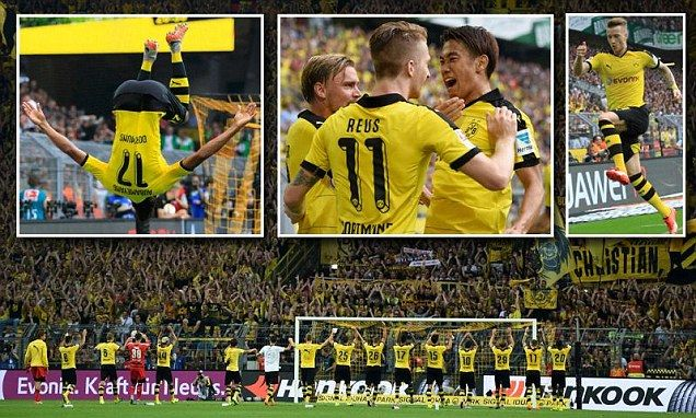 Football Latest News Transfers And Results Daily Mail Online Latest Football News Football Latest Reus