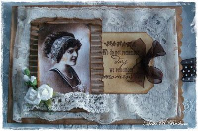 Mette`s Cards World: Vintage