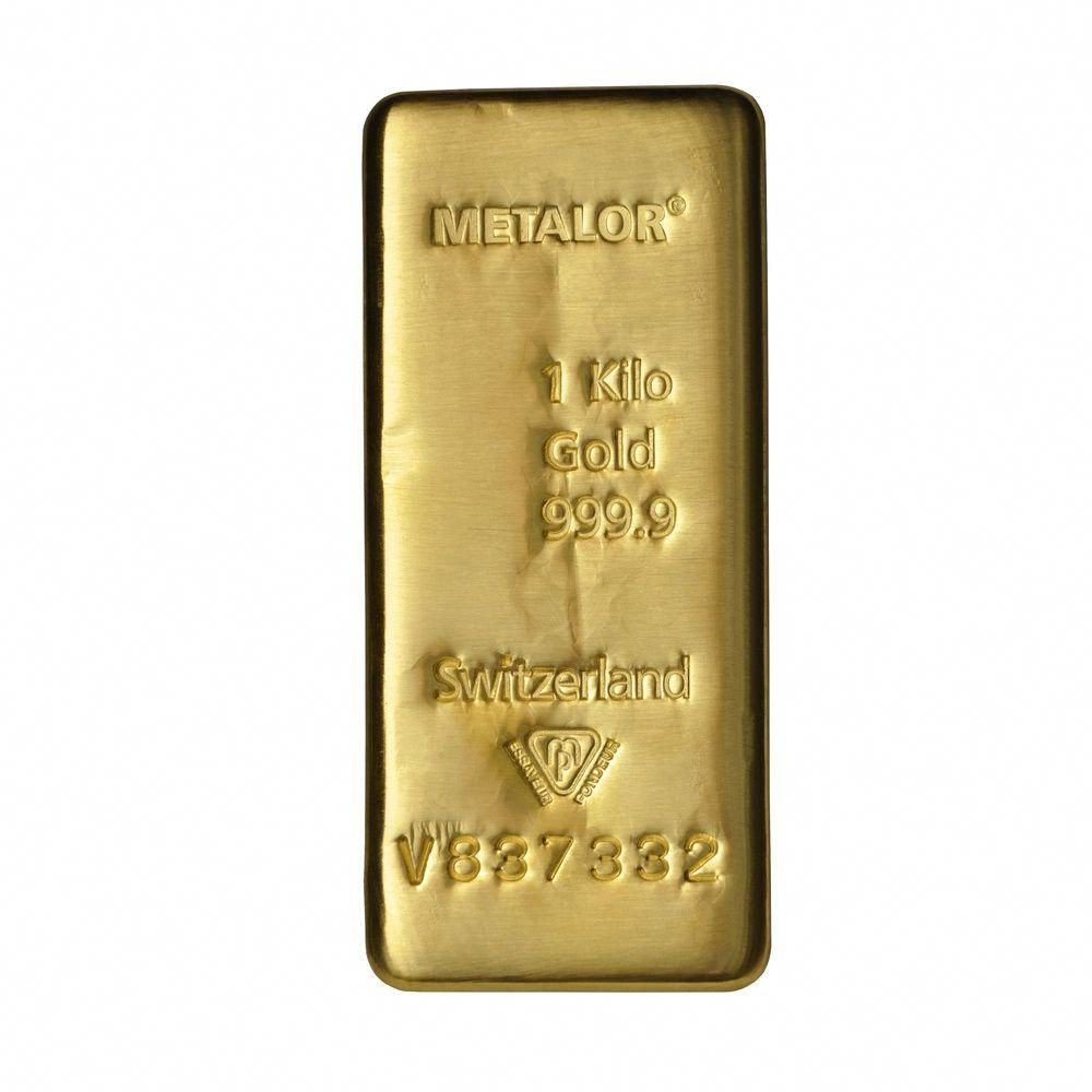 Metalor 1kg Gold Investment Bars Bullionbypost From 32 308 Goldbullion Gold Bullion Bars Gold Investments Gold Coin Price