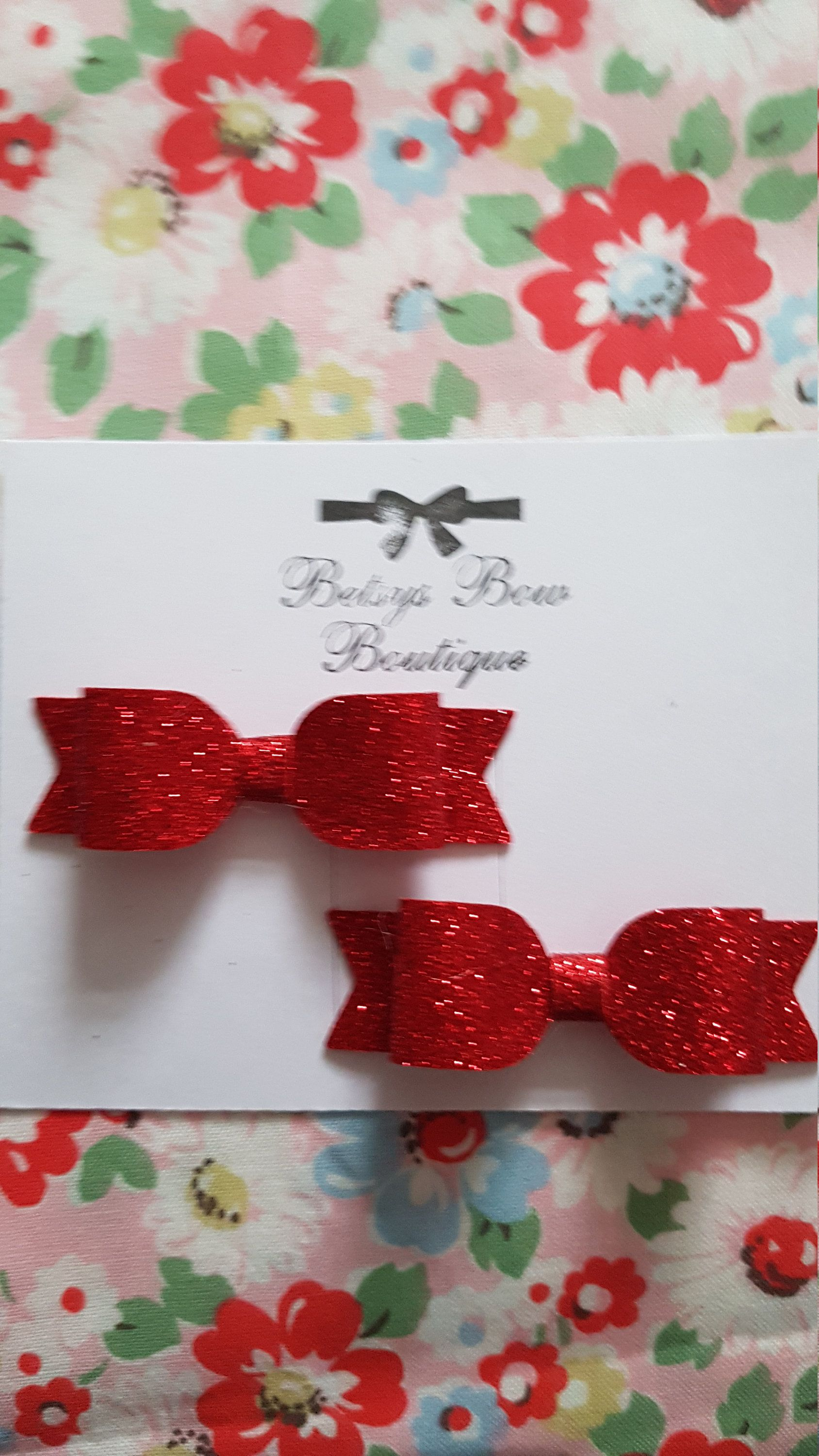 Pig Tail Bows Dorothy Wizard Of Oz Hair Bows Hair Clips Hair Accessories Set Of 2 Red Glitter Sparkly Gift By Pig Tail Bows Hair Bows Bow Hair Clips