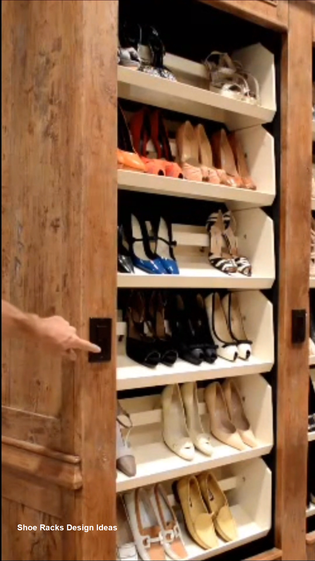Reduce Fuss And Stay Organized With Diy Shoe Rack Daily Do It Yourself Rotating Shoe Rack Shoe Rack Diy Shoe Rack