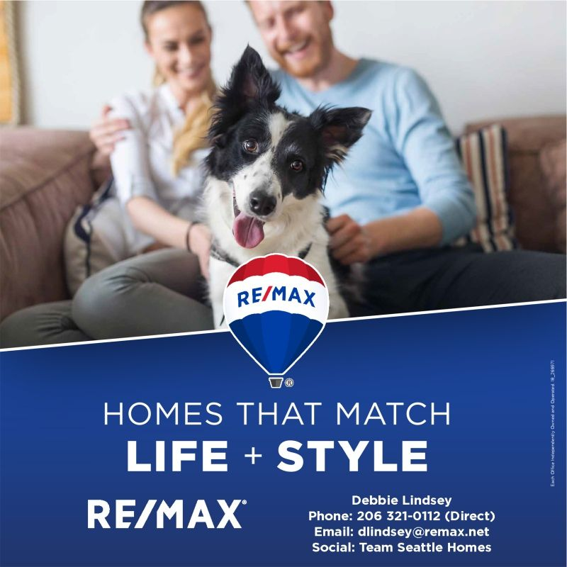 Lifestyle Seattle homes, Business pages, Social media
