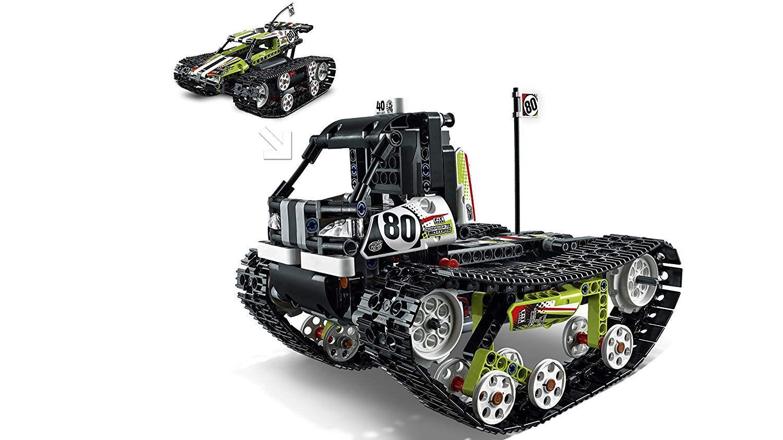 Lego Technic 42065 Ferngesteuerter Tracked Racer Lego Technic Ausmalbild Lego