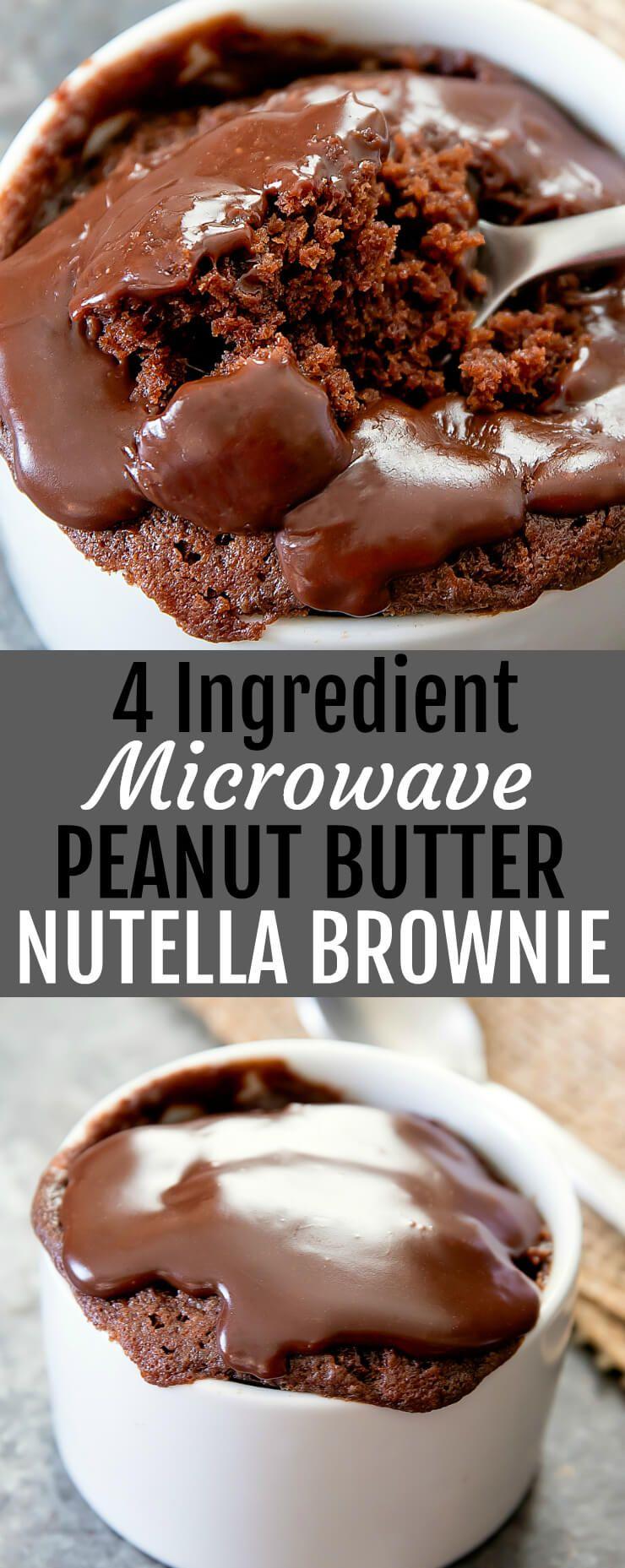 42++ 3 ingredient mug cake peanut butter inspirations