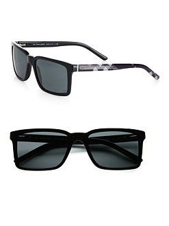 7fb5450c76a056 Burberry - Rectangular Check Sunglasses  190.00. Yeah