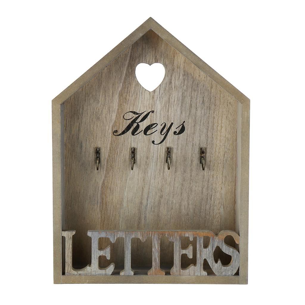 Key box key box wood key cabinet storage …