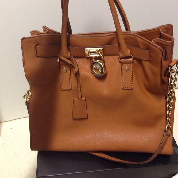 cf4890b8593057 New Michael Kors Hamilton bag on Poshmark | Bag Envy | Michael kors ...