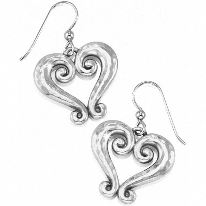 Brighton - Genoa Heart French Wire Earrings