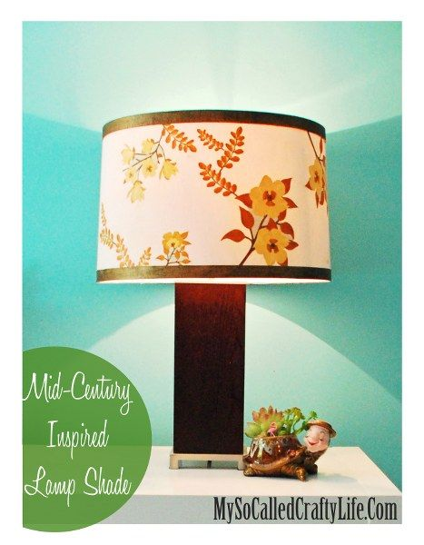 Mid century inspired lampshade with martha stewart crafts decoupage mid century inspired lampshade with martha stewart crafts decoupage medium marthadecoupage aloadofball Choice Image