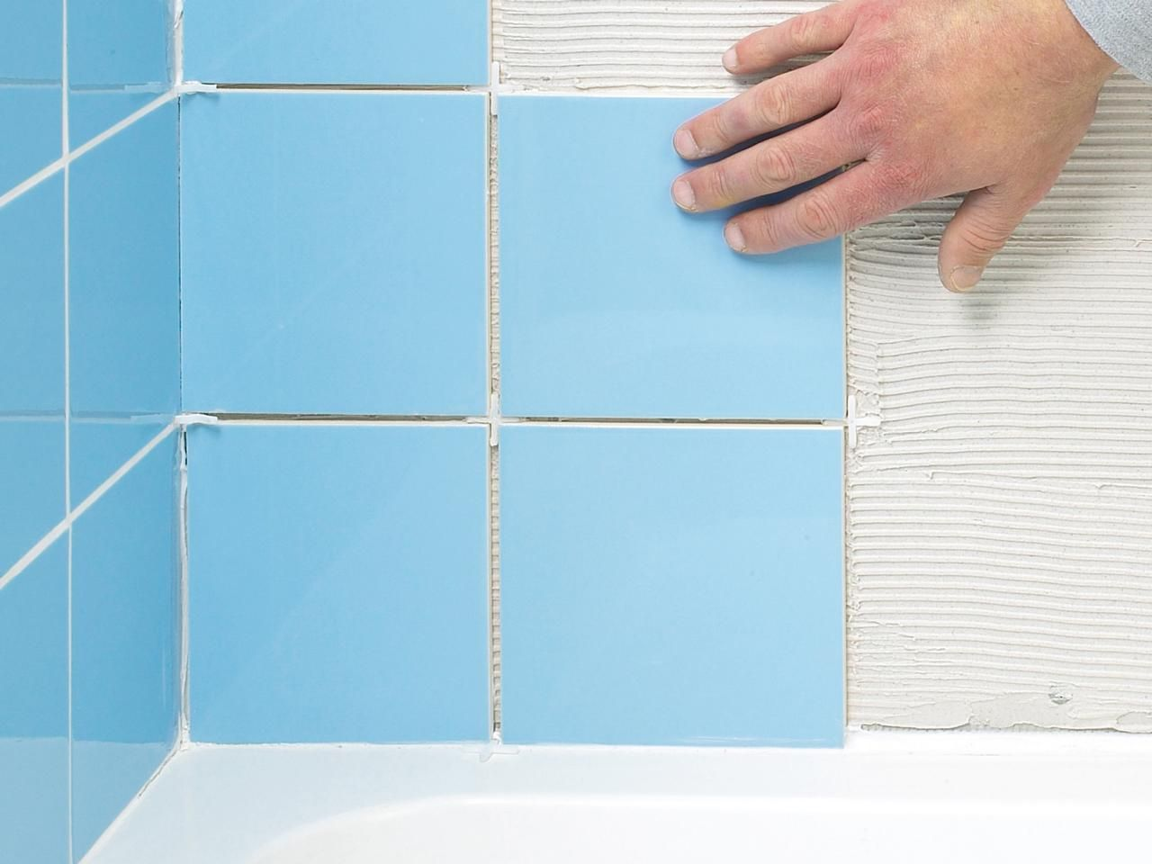 How to Repair Cracked Tiles | Pinterest | Wall tiles, Shower ...