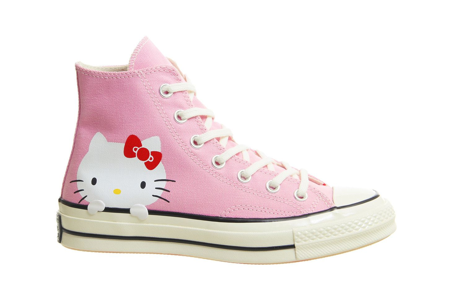 quality design 0d9d1 aa92b Hello Kitty x Converse Chuck Taylor All Star Pink Sanrio Women s Sneakers