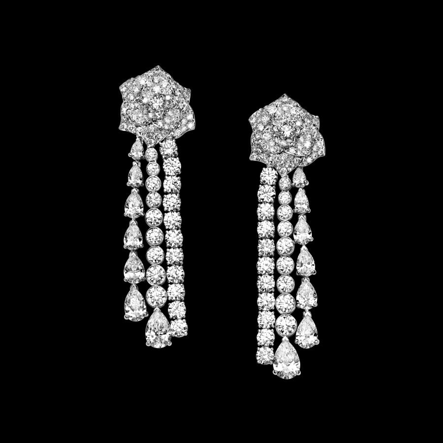Piaget Earrings Are Made For A Splendid Evening Out