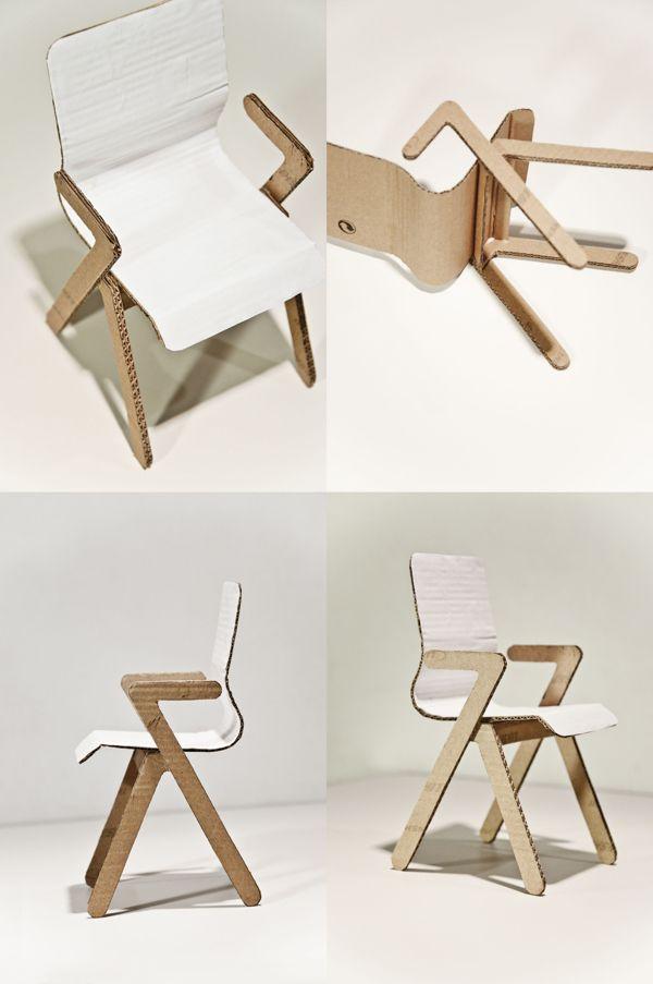 Vi Chair By Radek Nowakowski, Via Behance