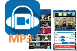 Konversi File Mp4 Menjadi Mp3 Di Smartphone Dengan Aplikasi Video Mp3 Converter Smartphone Aplikasi Lagu