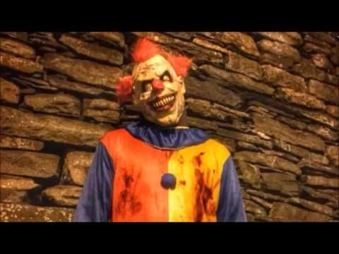 Scary Clown Laughing Sound Effect (1 Hour) | HALLOWEEN