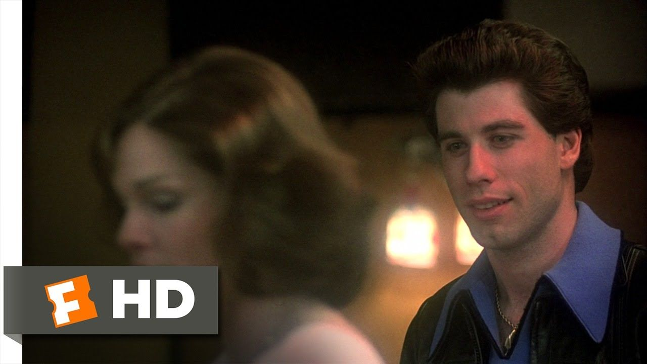 Saturday Night Fever (3/9) Movie CLIP - Rejected By Stephanie (1977) HD