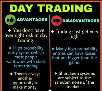 What are the advantages and disadvantages of forex trading