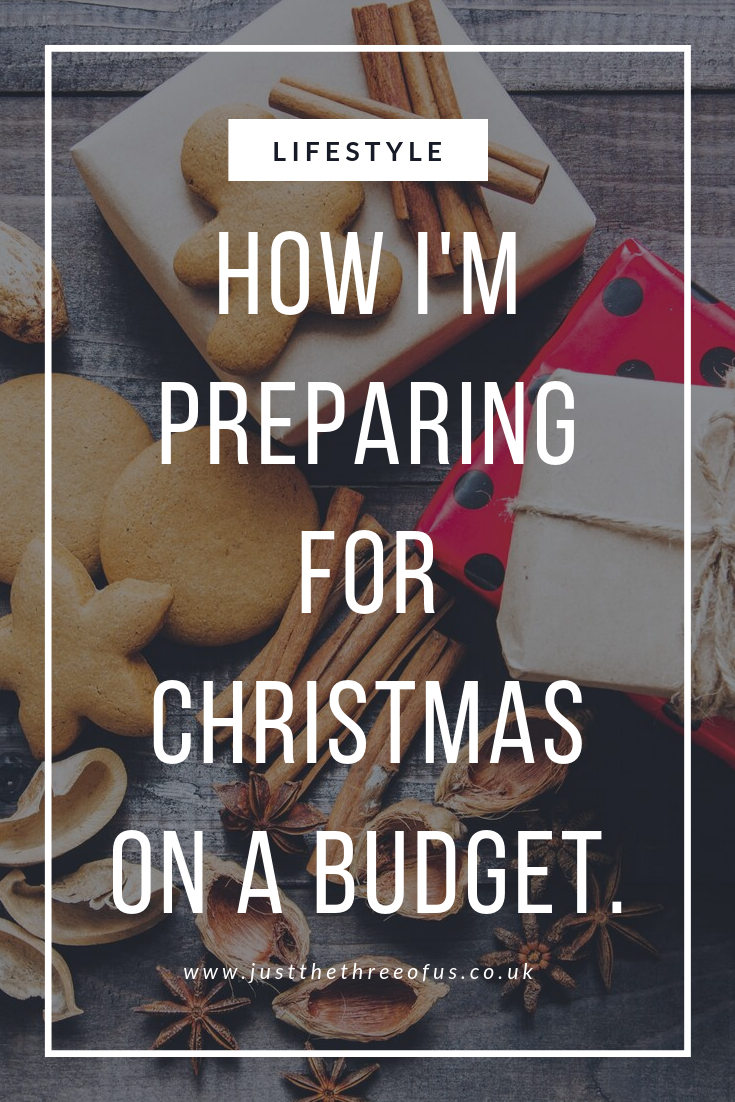 Preparing For Christmas On A Budget Just The Three Of Us
