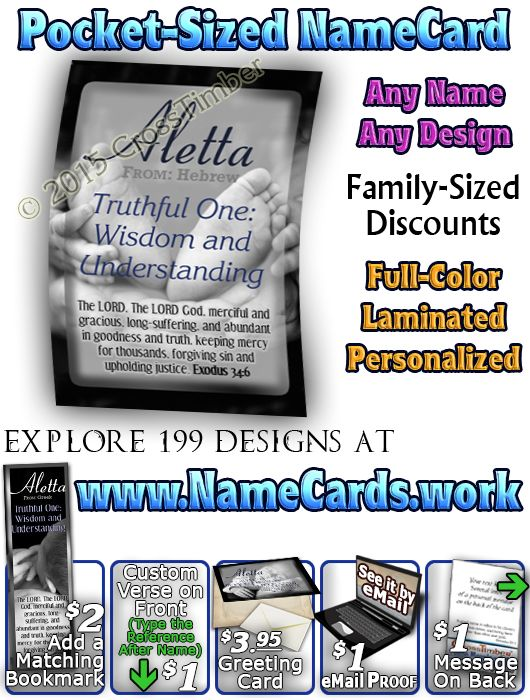 Personalize this baby name meaning card at namecards name personalize this baby name meaning card at namecards negle Gallery