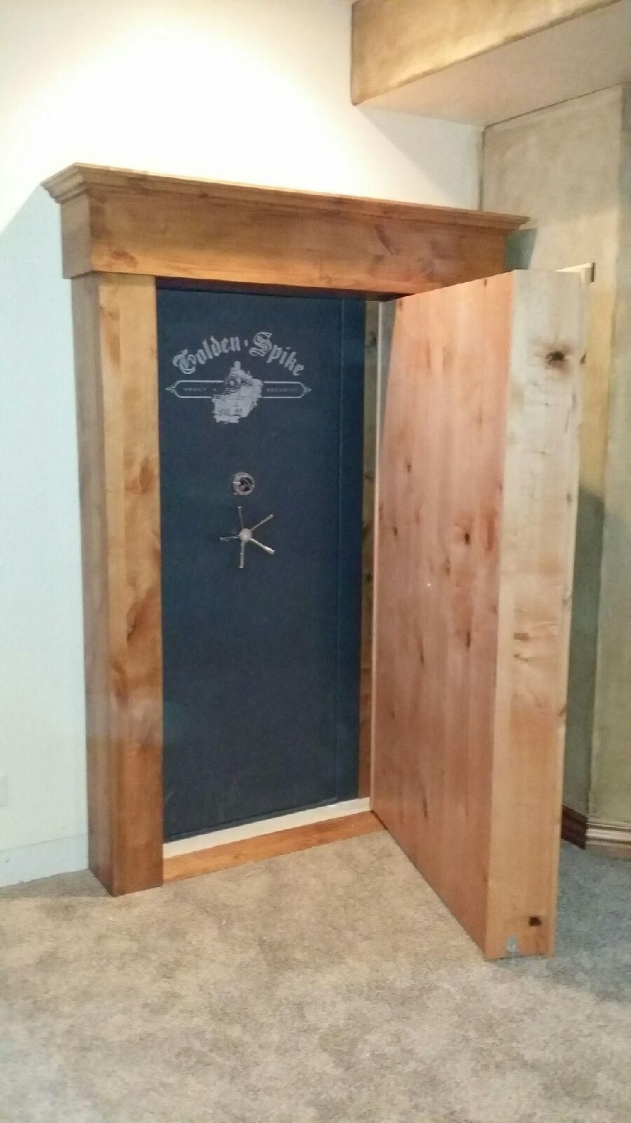 Here is a great solution for protecting your safe using for Hidden vault door