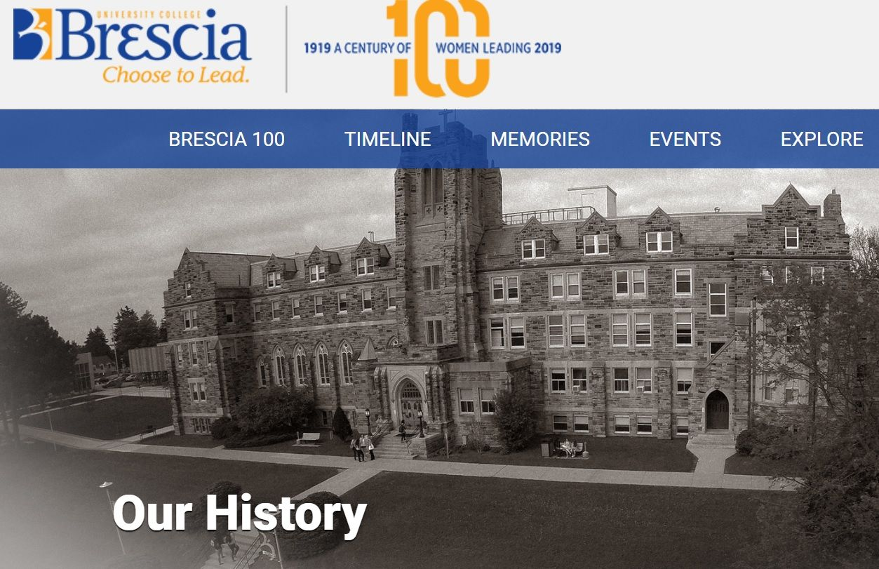 Brescia University College Celebrates Centennial