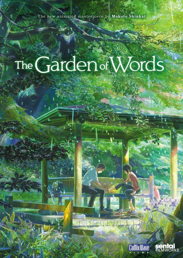 The Garden Of Words Streaming Vf : garden, words, streaming, Garden, Words, 言の葉の庭, (Kotonoha, Niwa), (2013), Takao, Akizuki,, Aspiring, 15-year-old, Shoemaker,, Yu…, Words,, Anime, Movies,, Animations