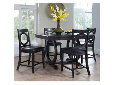 Shop For Powell Furniture Brigham 5 PC Counter Set 180 441M1 And Other Dining Room Tables At M Jacobs Family Of Stores In Eugene Oregon