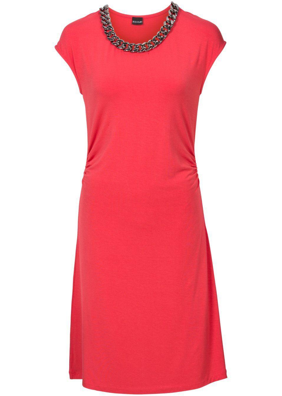 Šaty s retiazkou Výrazné šaty s • 17.99 € • bonprix  2470de79c01