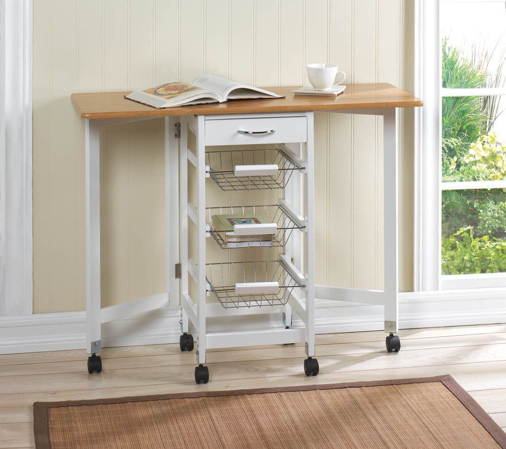 Extended Kitchen Table Trolley Kitchen Trolley Kitchen Work
