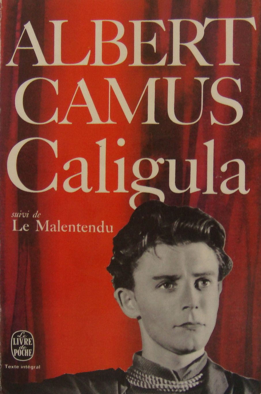 Albert Camus Caligula French Bookstore Albert Camus