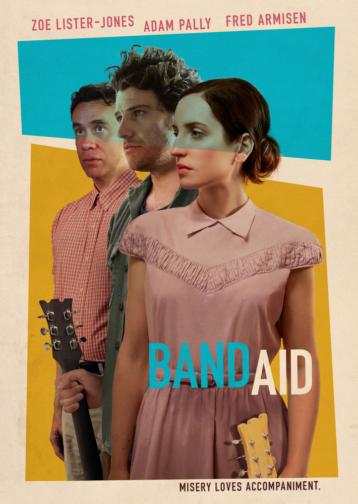 Band Aid Dvd 2017 Filmes Completos Online Gratis Filmes Hd