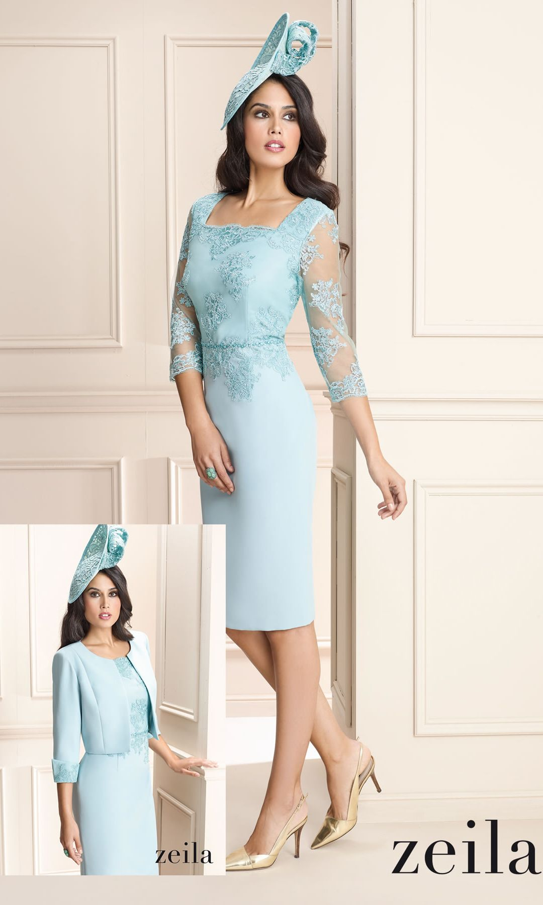 Zeila Mother Of The Bride And Groom Outfits With Stunning Colours Styled For Real Women Available In Bournemouth Dorset At Fab Frocks