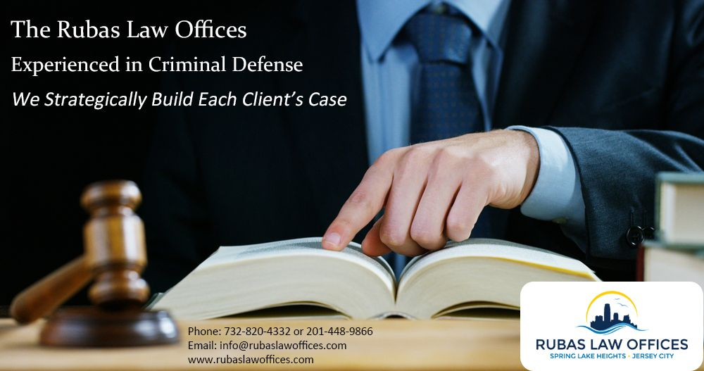 The Rubas Law Offices Experienced In Criminal Defense We