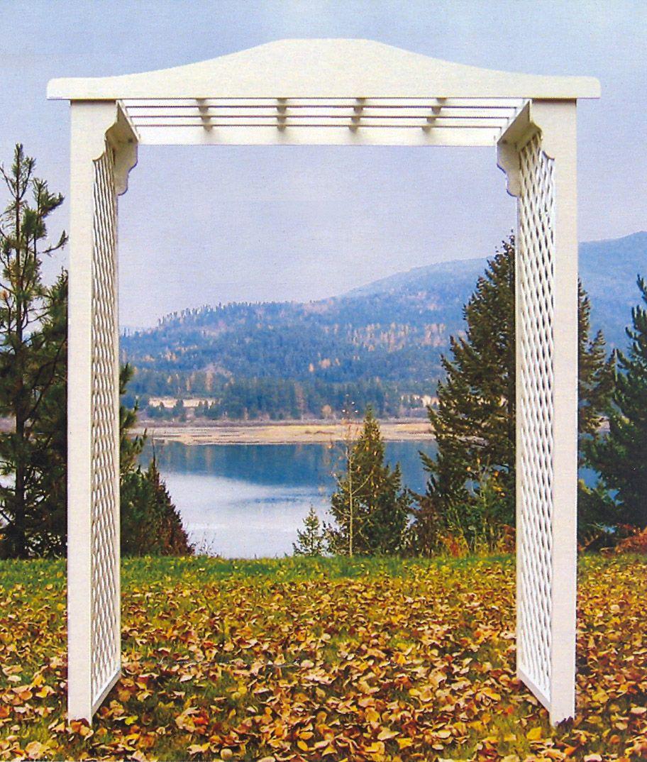 38++ Wooden wedding arch rental ideas