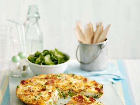 Leichte Sommerküche Essen Und Trinken : 13 eiweißreiche frittata rezepte babette frittata rezepte und