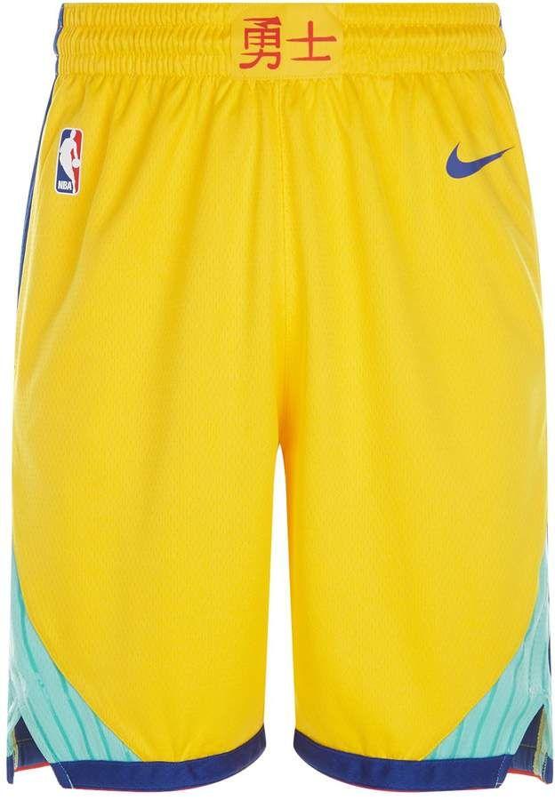 ce8d3fb4f Nike Golden State Warriors Swingman City Edition Shorts