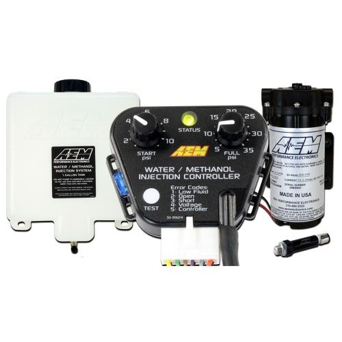 Aem Electronics 30 3300 Water Methanol Fuel Injection System