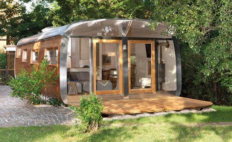 Der Wohlwagen Mobiles Tiny House in LuxusAusführung