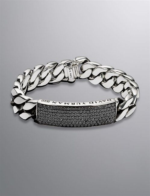 Various Curb Types Sterling Silver Open Curb Identity ID Bracelet