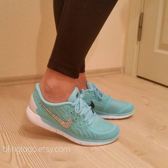 Bling Nike Shoes With Swarovski Crystals 66f9d2fa2d