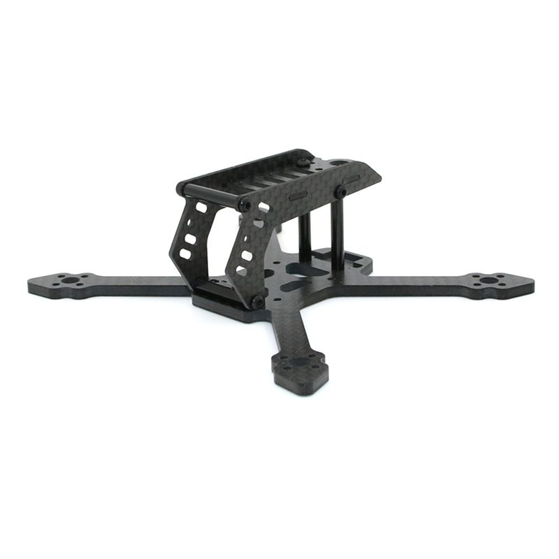 SPC Maker 110VT 110mm FPV Racing RC Drone Frame Kit Carbon Fiber 3mm ...
