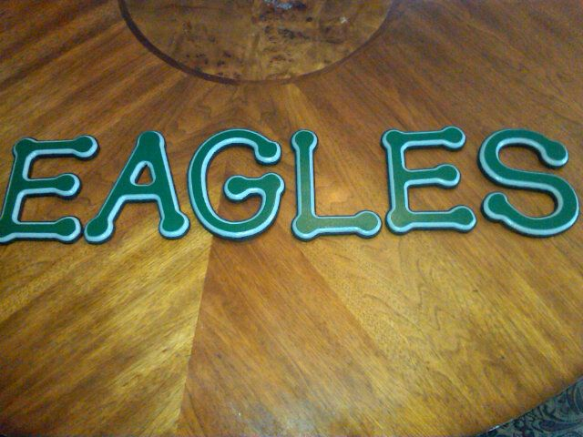 For the Philadephia Eagles fan in your family! Happy Birthday Wade!!!