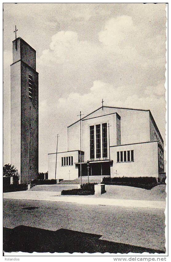 Christus Koningkerk, St. Niklaas, Belgium. architect: Rafael Verwilghen