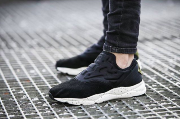 13e49b0b6b4c Reebok Furylite Slip On Lux Black. Available now. http   ift.