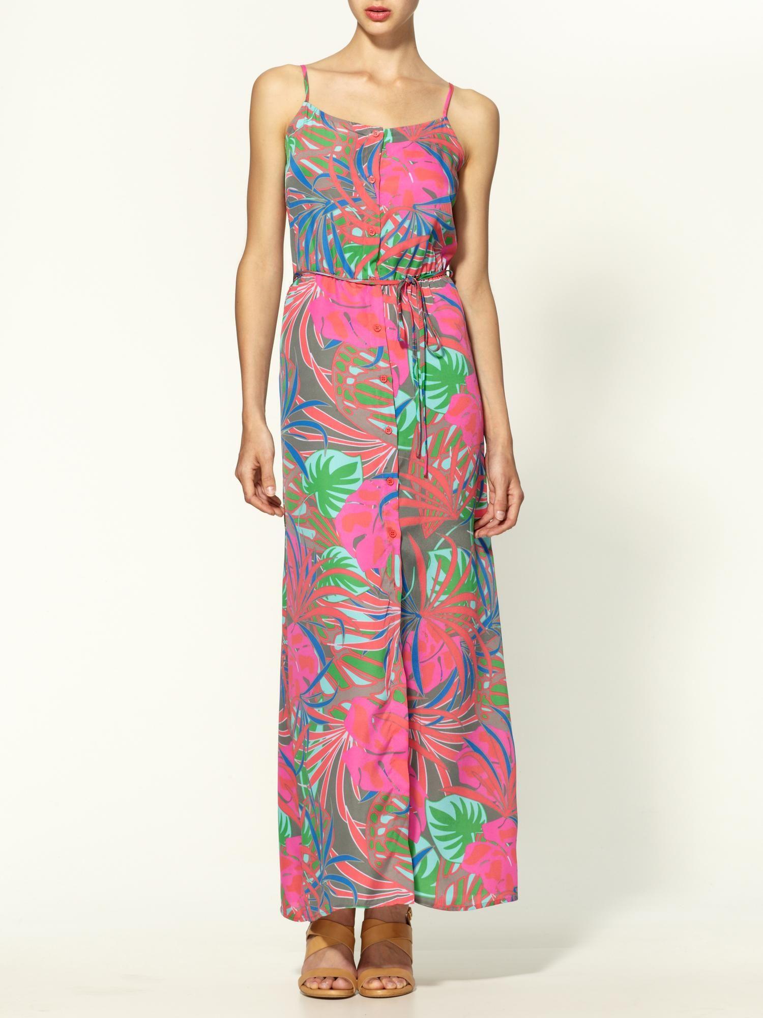 Maldives maxi tropical collective concepts closet apparel