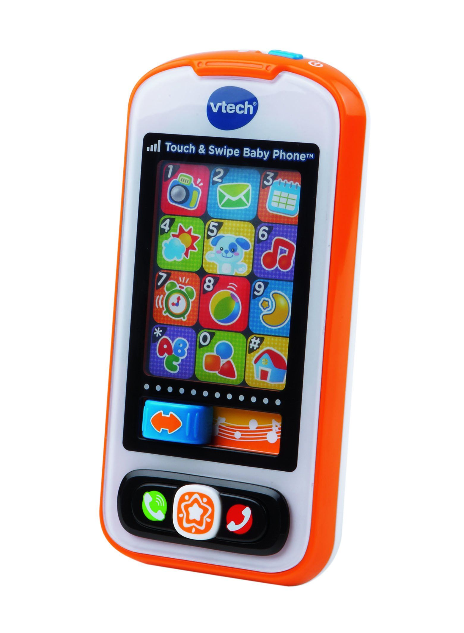 VTech Touch and Swipe Baby Phone Toys & Games