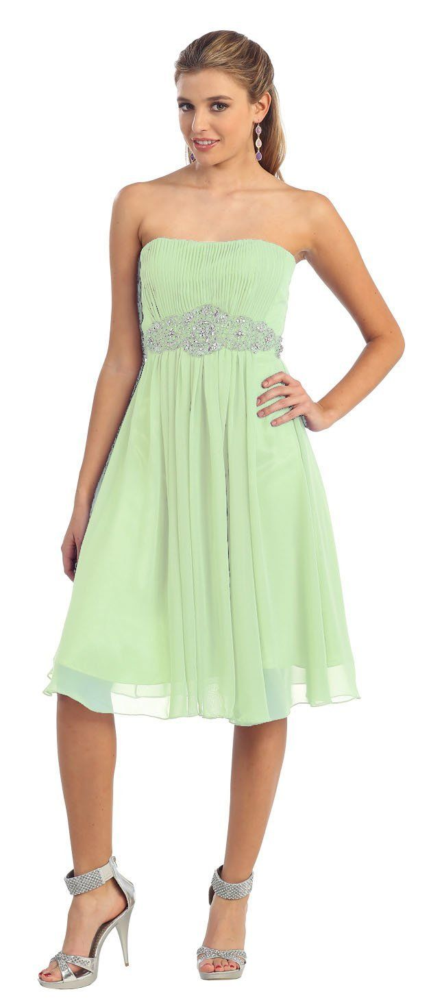 Lime green plus size prom dresses girl dresses party evening
